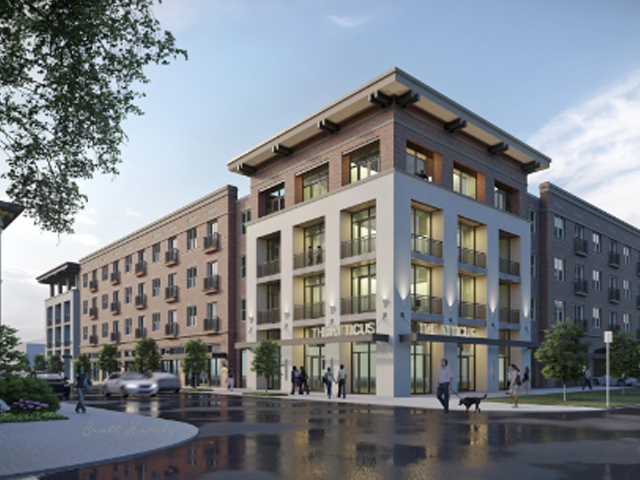 New Apartments Coming to Downtown Augusta and implications to Rental Rates